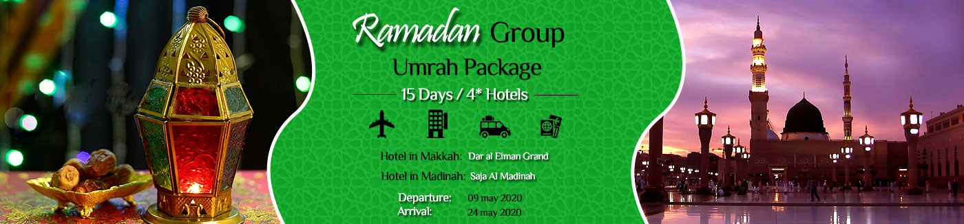 Ramadan Group Package