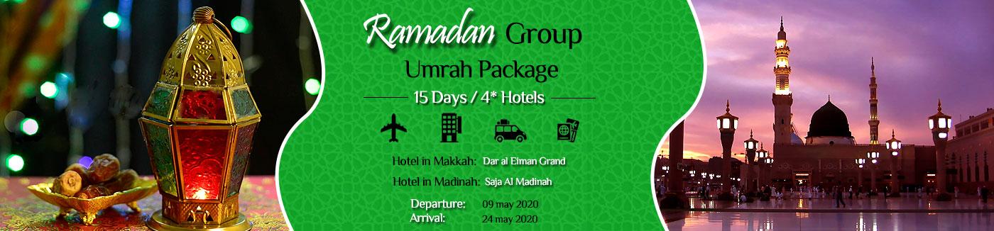 Ramadan Group Package